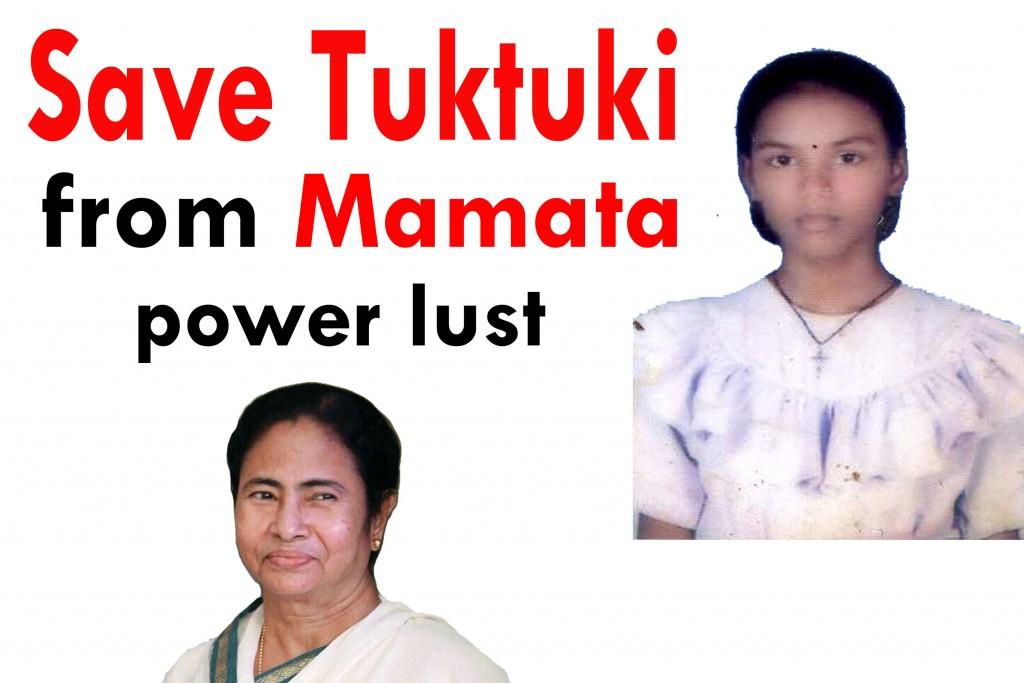 8-Save Tuktuki from Mamata power lust