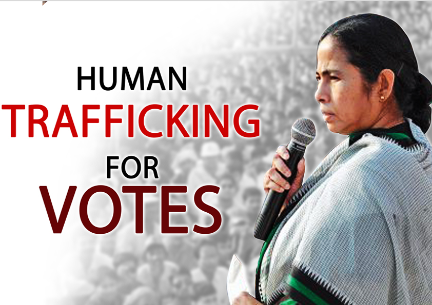 Human Trafficking for votes
